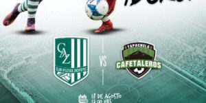 Por internet Zacatepec vs Cafetaleros en Vivo Ascenso MX 2018