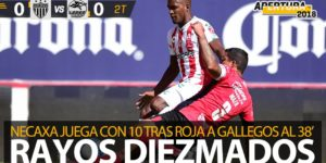 Vídeo resumen Necaxa vs Lobos BUAP en Vivo Liga MX 2018