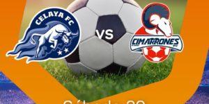 A que hora juega Celaya vs Cimarrones en Vivo 2018 Ascenso MX