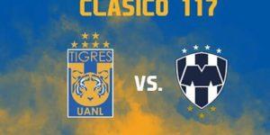 En que canal juega Tigres vs Rayados en Vivo 2018 Liga MX