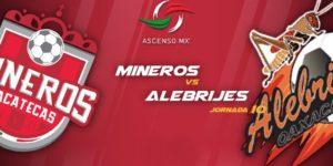 Goles Mineros vs Alebrijes Oaxaca en Vivo 2018 Ascenso MX