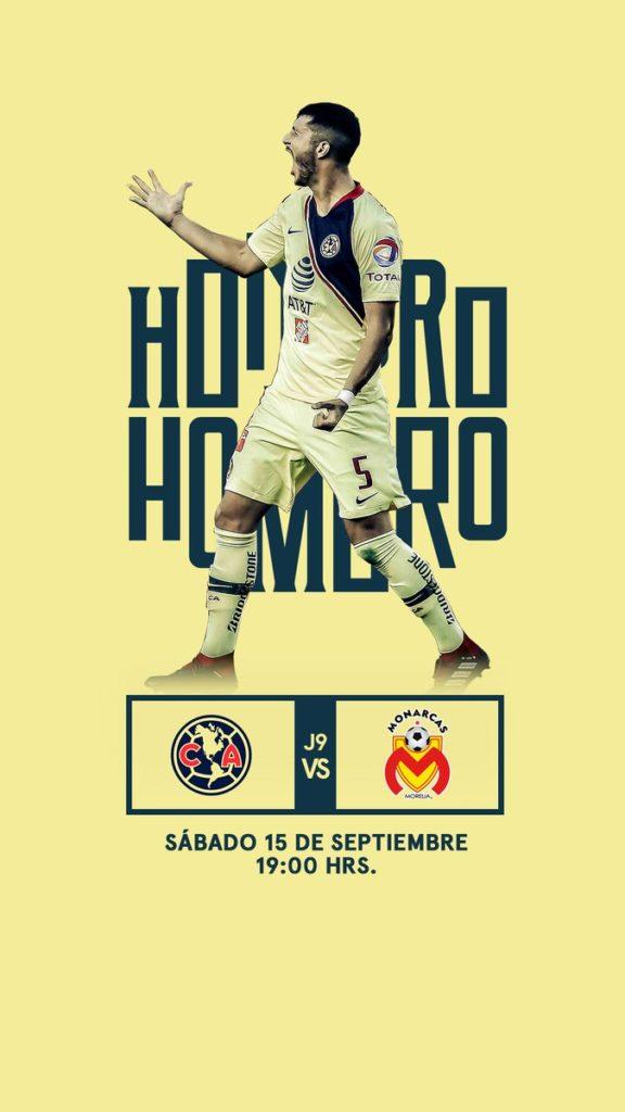 Juego América vs Morelia 2018 Liga MX