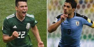 Juego México vs Uruguay en Vivo 2018 Amistoso 2018