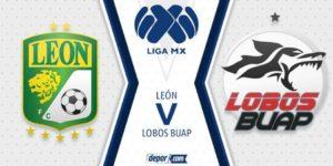 Juego por Fox Sports León vs Lobos BUAP 2018 Liga MX