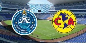 Juego Puebla vs América en Vivo 2018 Liga MX