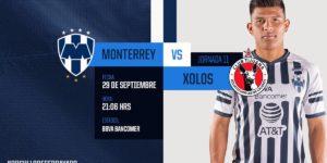 Partido de hoy Rayados vs Xolos 2018 en Vivo Liga MX