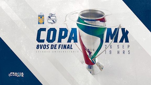 Partido de hoy Tigres vs Puebla en Vivo 2018 Copa MX
