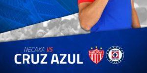 Partido en vivo Necaxa vs Cruz Azul 2018 Liga MX