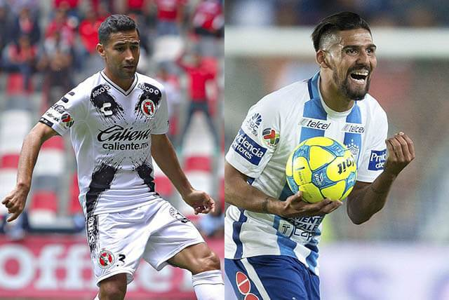 Partido por Fox Sports Xolos vs Pachuca 2018 Liga MX