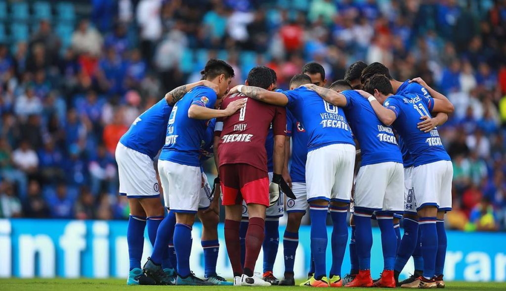 Ver Canal 5 Cruz Azul vs Atlas en Vivo 2018 Liga MX
