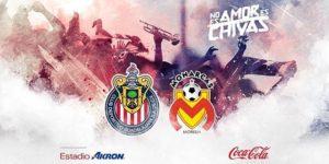 En vivo Chivas vs Morelia 2018 por Internet Liga MX