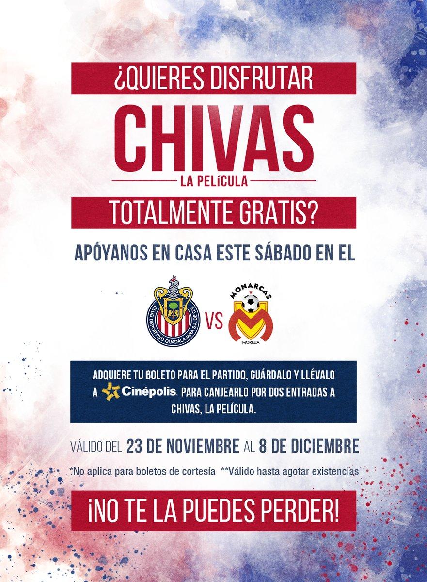 En vivo Chivas vs Morelia 2018 por Internet previo Morelia Puebla