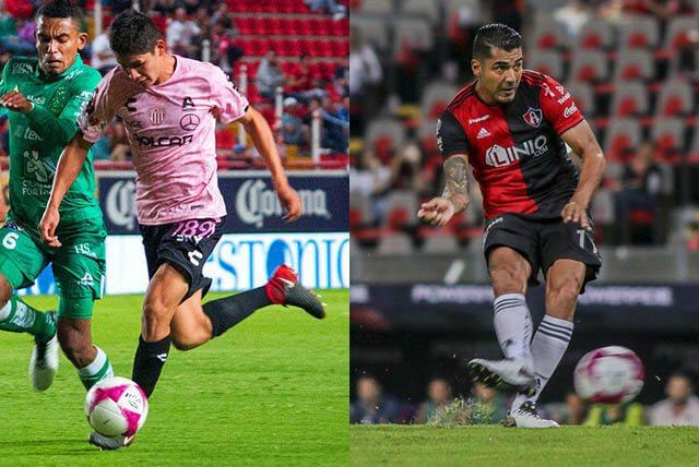 En Vivo Necaxa vs Atlas 2018 por internet Liga MX