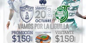 Juego Pachuca vs Santos 2018 en Vivo Liga MX