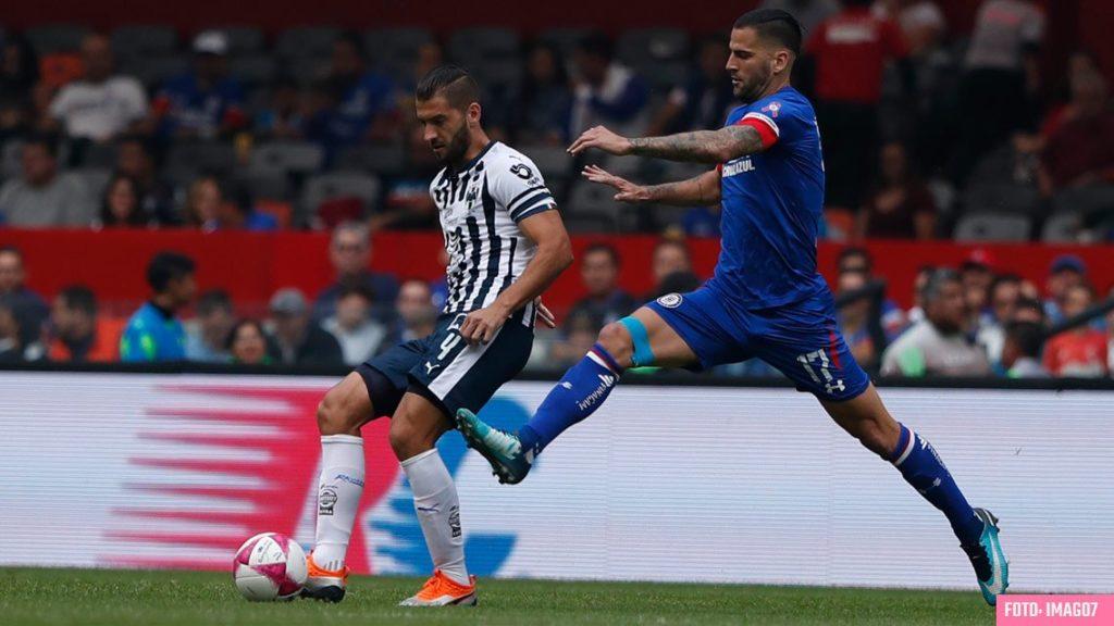 Vídeo resumen Cruz Azul vs Rayados 2018 Liga MX