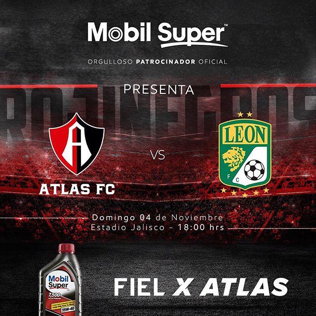 A que hora juega Atlas vs León 2018 SKY Liga MX