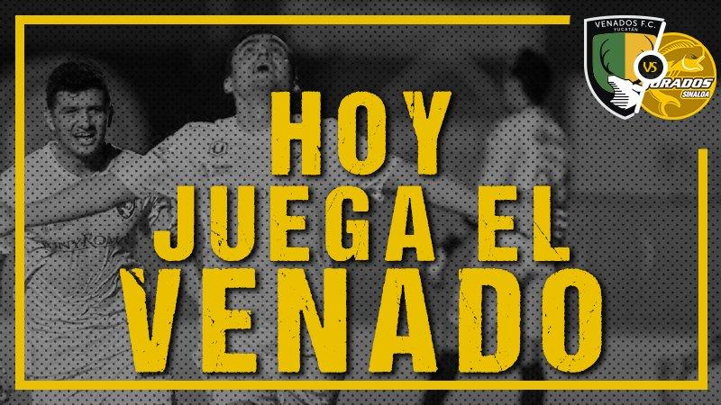 En que canal juega Venados vs Dorados 2018 previo Cafetaleros de Tapachula Venados