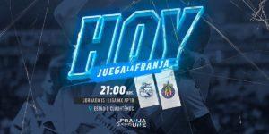 En vivo en que canal juega Puebla vs Chivas 2018 Liga MX