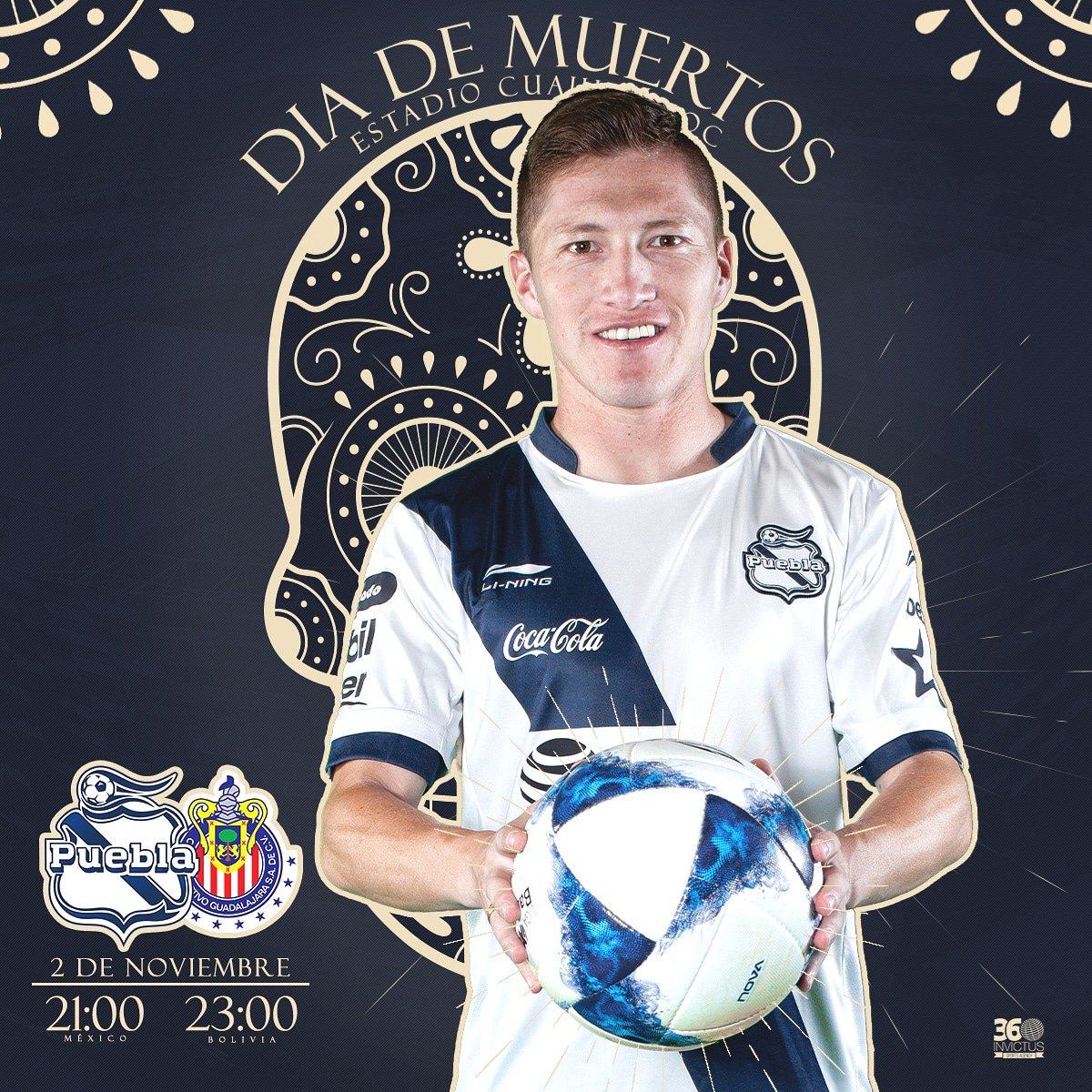 En vivo en que canal juega Puebla vs Chivas 2018 previo Morelia Puebla