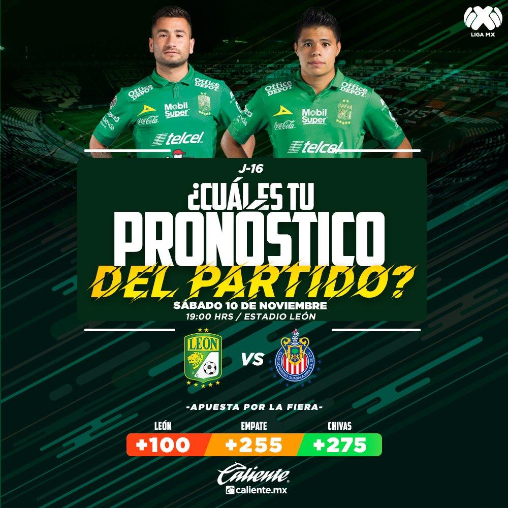 León vs Chivas en Vivo 2018 Fox Sports previo Puebla Guadalajara