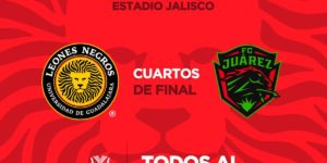 Leones Negros vs Bravos en Vivo Cuartos de final 2018 Ascenso MX