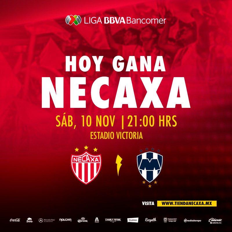 Necaxa vs Monterrey en Vivo 2018 Horario, canal y más Liga MX
