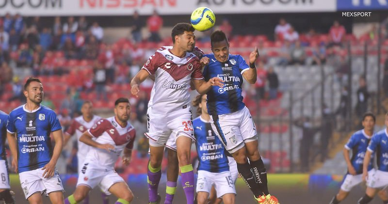 Partido de hoy Veracruz vs Querétaro en Vivo 2018 Liga MX