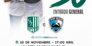 Zacatepec vs Tampico Madero en Vivo 2018 Ascenso MX