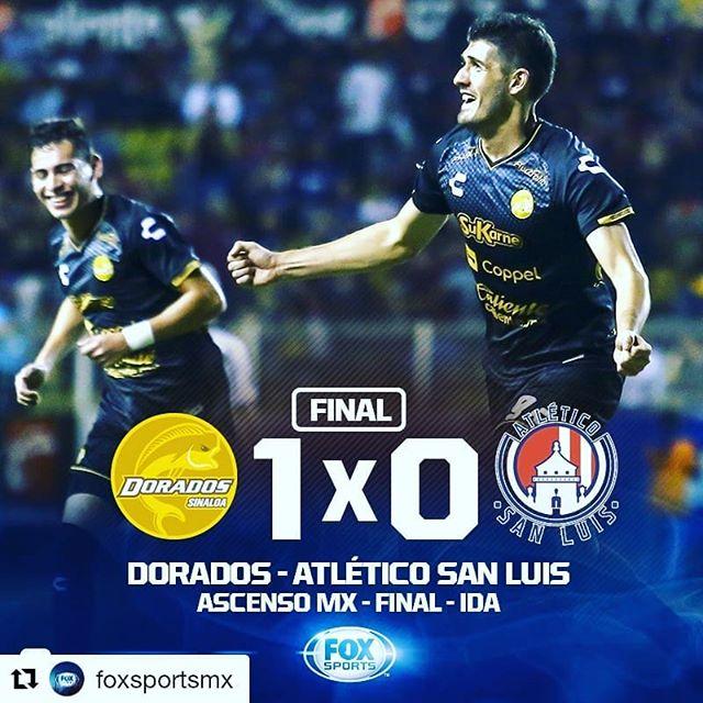 Final Atlético San Luis vs Dorados en Vivo 2018 previo Atlético San Luis Cimarrones de Sonora