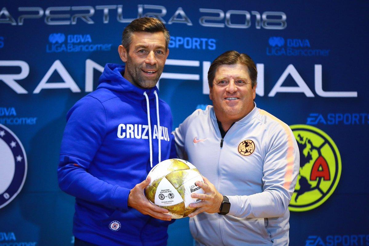 TDN América vs Cruz Azul en Vivo final 2018 previo Monterrey Cruz Azul