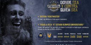 Vuelta Pumas vs Tigres en Vivo 2018 Liga MX